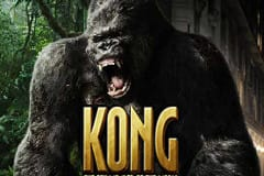 Play Kong the 8th Wonder Slots free game Playtech