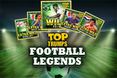 Top Trumps Legends free Slots game