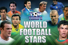 Top Trumps World Stars free Slots game