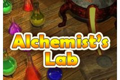 Play Alchemists Lab Slots game Playtech