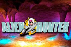 Play Alien Hunter Slots game Playtech