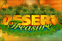Desert Treasure Slots game Playtech
