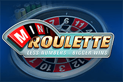 Play Mini Roulette Table Game free game Playtech