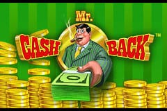 Mr Cashback Slots game Playtech
