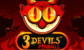 Play 3 Devils Pinball slot game Crazy Tooth Studios