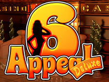 Play 6 Appeal Deluxe Slots game Realistic Gaming