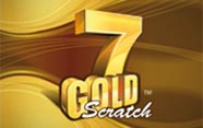 7 Gold Scratch Slots game Casumo