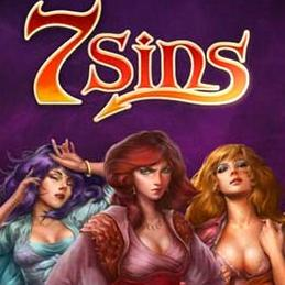 7 Sins Slots game Casumo