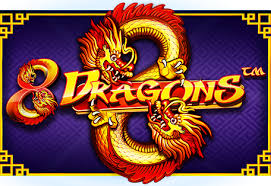 8 Dragons Slots game PragmaticPlay