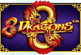 8 Dragons  Slots