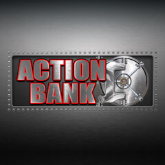 Play Action Bank Slots game Barcrest