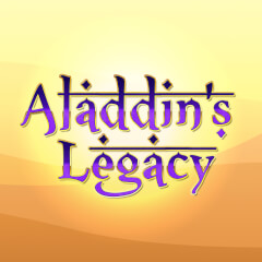 Play Aladdins Legacy Slots game Amaya