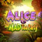 Play Alice Mad Tea Party Slots game WMS