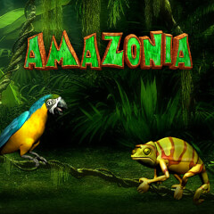 Play Amazonia Slots game Merkur