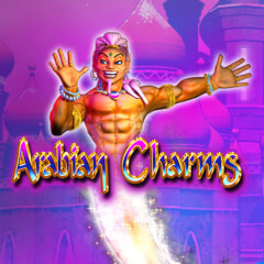 Play Arabian Charms Slots game Barcrest