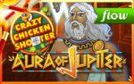 Aura of Jupiter Slots game Gamomat