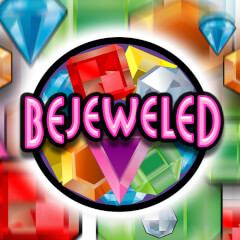 Play Bejeweled Slots game Amaya