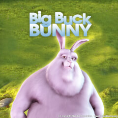 Play Big Buck Bunny Slots game Merkur