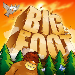 Play Big Foot Slots game NextGen