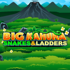 Big Kahuna Snakes Ladders free Slots game