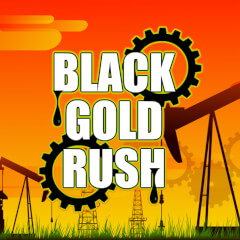 Black Gold Rush Slots game Green Valley