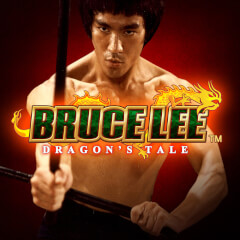 Bruce Lee Dragons Tale Slots game WMS