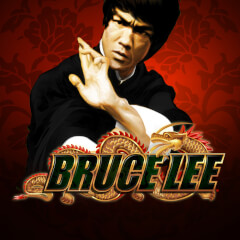 Bruce Lee Slots game WMS