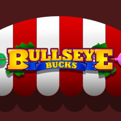 Bulls Eye Bucks free Slots game