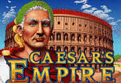Caesars Empire Slots game RTG