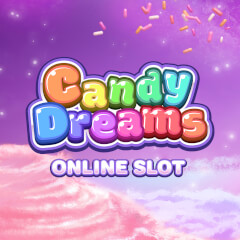 Play Candy Dreams Slots game Microgaming