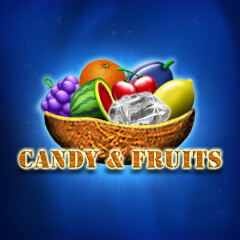 Candy Fruits free Slots game