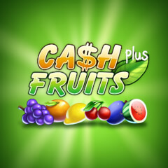 Play Cash Fruits Slots game Merkur