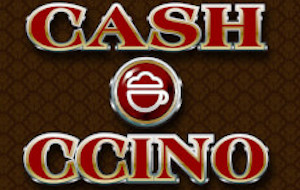 Play CashOccino Slots game Microgaming
