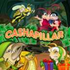 Cashapillar Slots game Microgaming