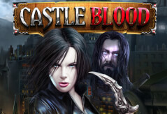Play Castle Blood Slots game GameArt