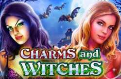 Play Charms and Witches Slots game Nextgen