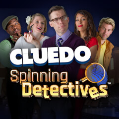 Play Cluedo Slots game WMS