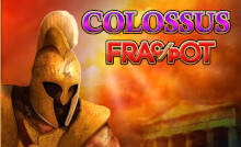 Colossus Fracpot Slots game Microgaming