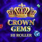 Play Crown Gems Hi Roller Slots game Barcrest