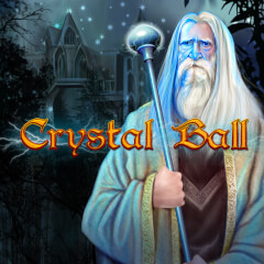 Crystal Ball Slots game Merkur