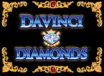 Davinci Diamonds Slots game IGT