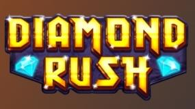 Play Diamond Rush Slots game Cayetano Gaming