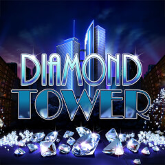 Play Diamond Tower Slots game Amaya