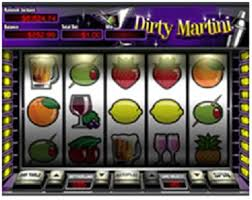 Play Dirty Martini Slots game RTG