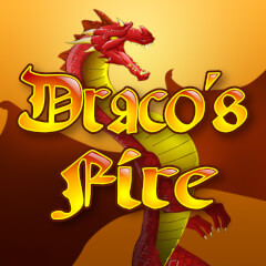 Play Dracos Fire Slots game Amaya