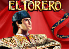 Play El Torero Slots game GameArt