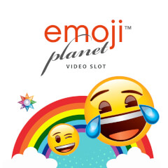Play Emoji Planet Slots game NetEnt
