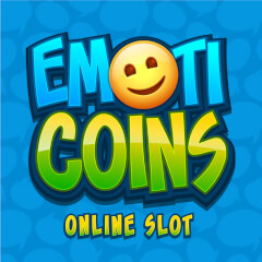 Play Emoti Coins Slots game Microgaming