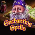 Enchanting Spells Slots game Microgaming