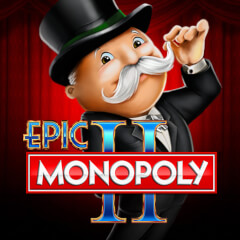 Epic Monopoly II Slots game WMS